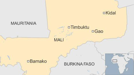 UN base in Mali's Gao city hit by deadly clashes