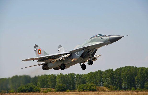 La Bulgarie pourrait confier la maintenance de ses MiG à la Pologne