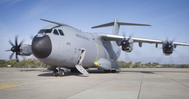 Airbus chief Enders promises action on A400M