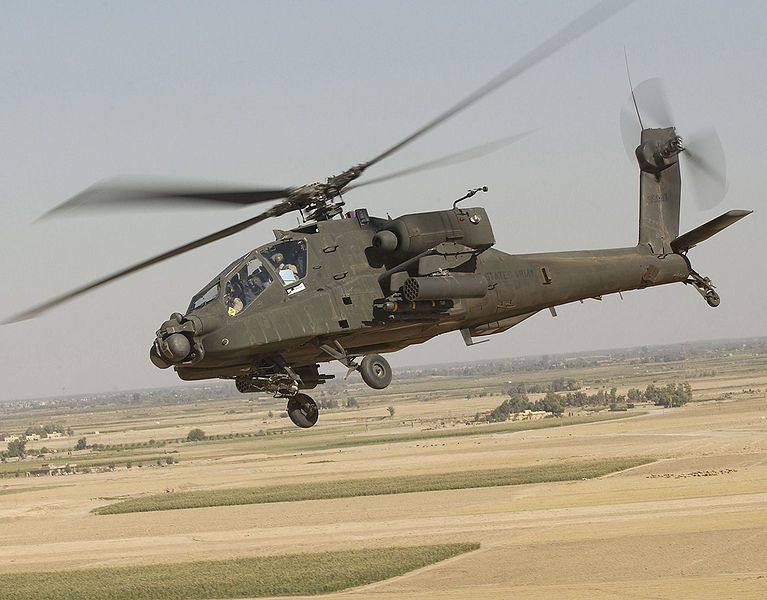 US Army negotiating new AH-64 Apache agreement with Boeing
