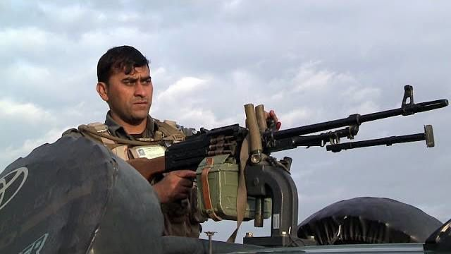 Show of force in Surobi (NATO and Afghanistan)