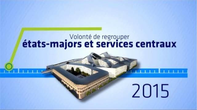 [Websérie - 1/3] : Balard, le nouveau siège du ministère de la Défense