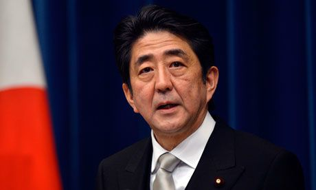 Shinzo Abe: Working with global community the 'only way to fight terrorism'