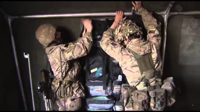 Field Hospital 'Parachuted' into Norfolk - 27.01.15