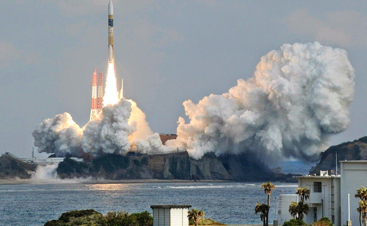 Japan Successfully Launches New Spy Satellite