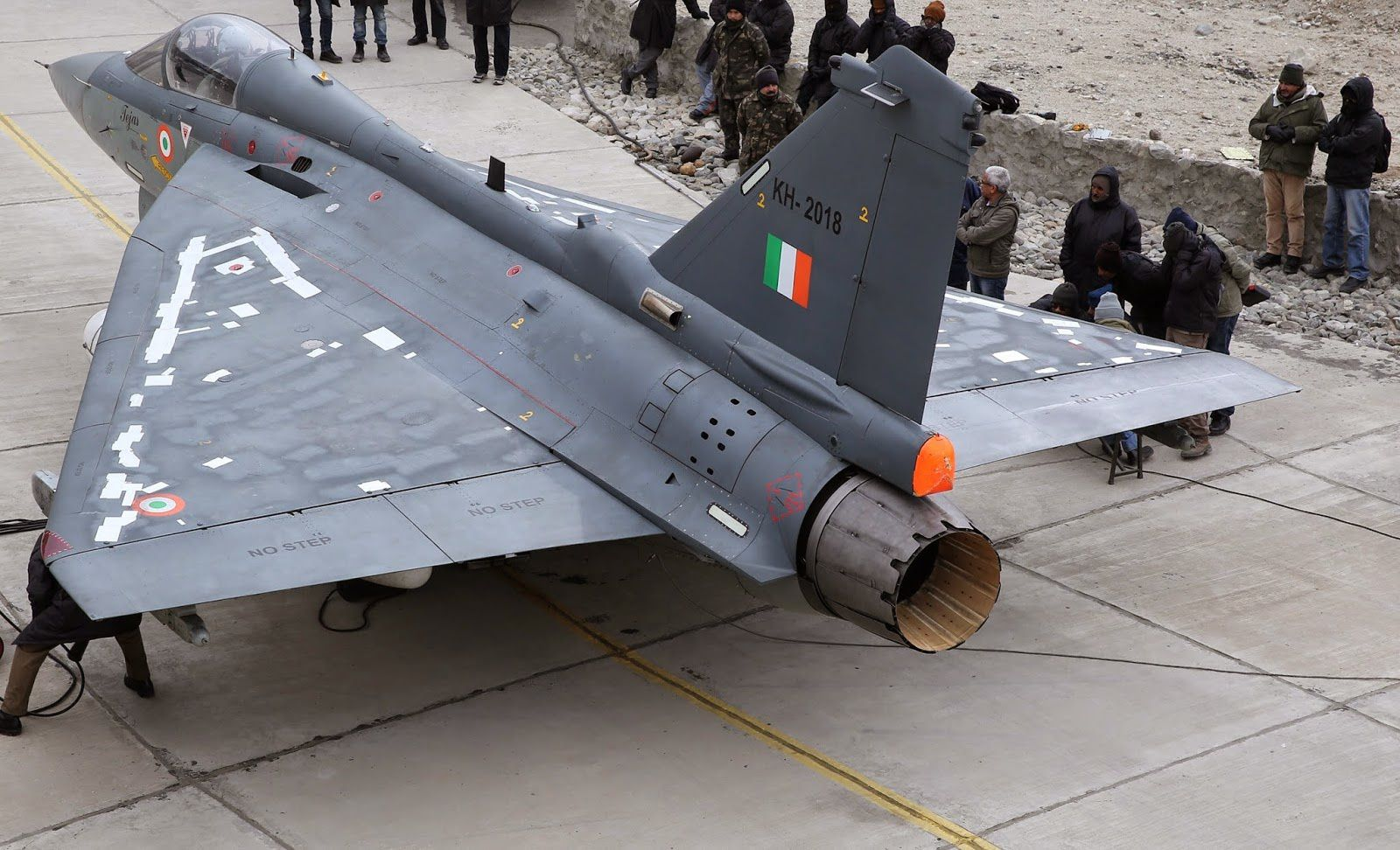 LCA Tejas Notches Up Crucial Cold Start Test Point