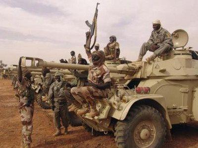 Boko Haram: les forces tchadiennes au Nigeria