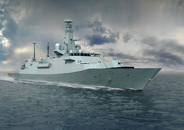 Type 26 Global Combat Ship (GCS)
