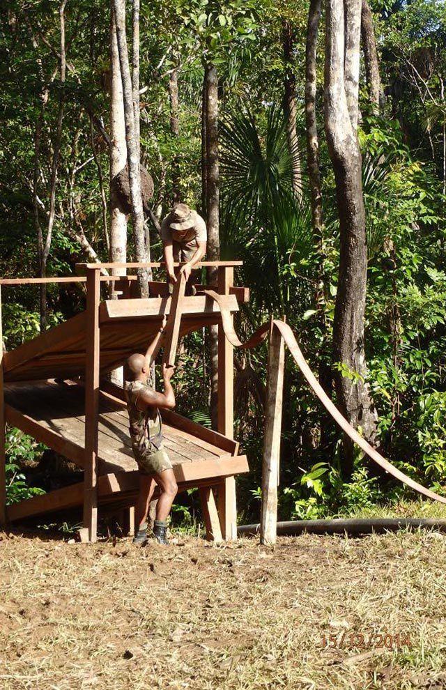 Retour sur 4 mois en Guyane (1e REG)