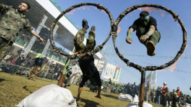 "Le Hamas, une ""organisation terroriste"" en Egypte"