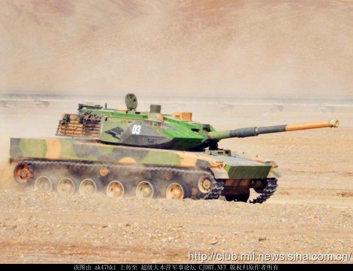 Armor: New Chinese Light Tank