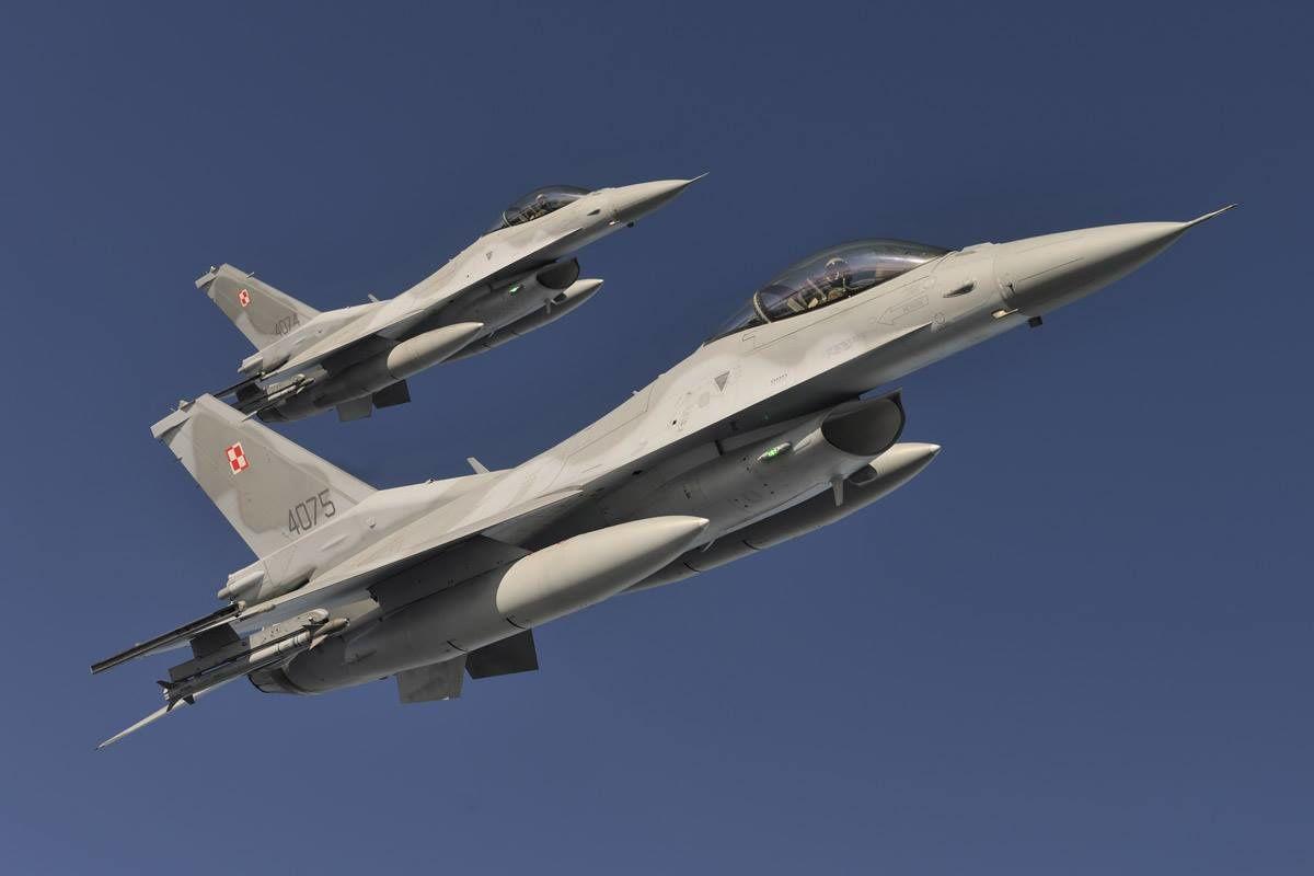 F-16C/D Jastrząb fighter