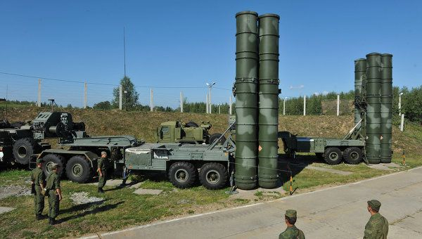 Air Defense: China Gets The Russian Long Arm