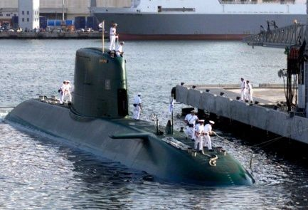 Submarines: Another Dolphin For Israel