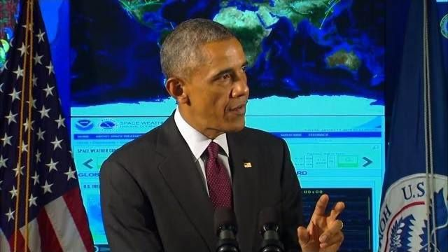 President Obama Talks About the Nation's Cybersecurity