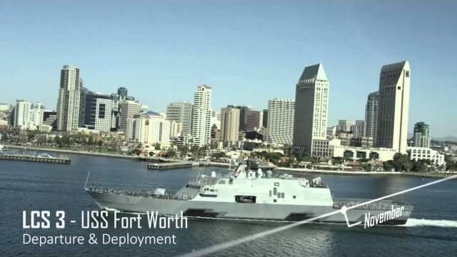Littoral Combat Ship 2014 Highlights