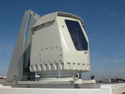 Le système EOMS-NG (Electro-Optical Multifunction System - Nouvelle Génération). - photo Safran