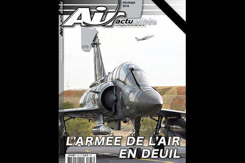 Le premier numéro de l'année d'«Air actualités» est arrivé !