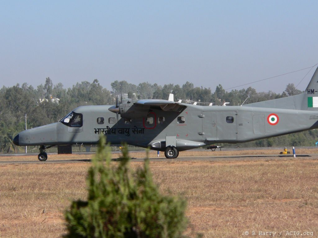 HAL bags Indian air force order for 14 Do-228s
