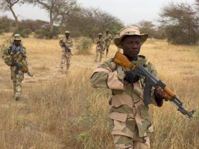 Niger troops and Chad air force fight off Boko Haram attack