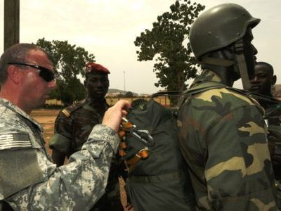 US Army Africa continental engagements for 2015 underway