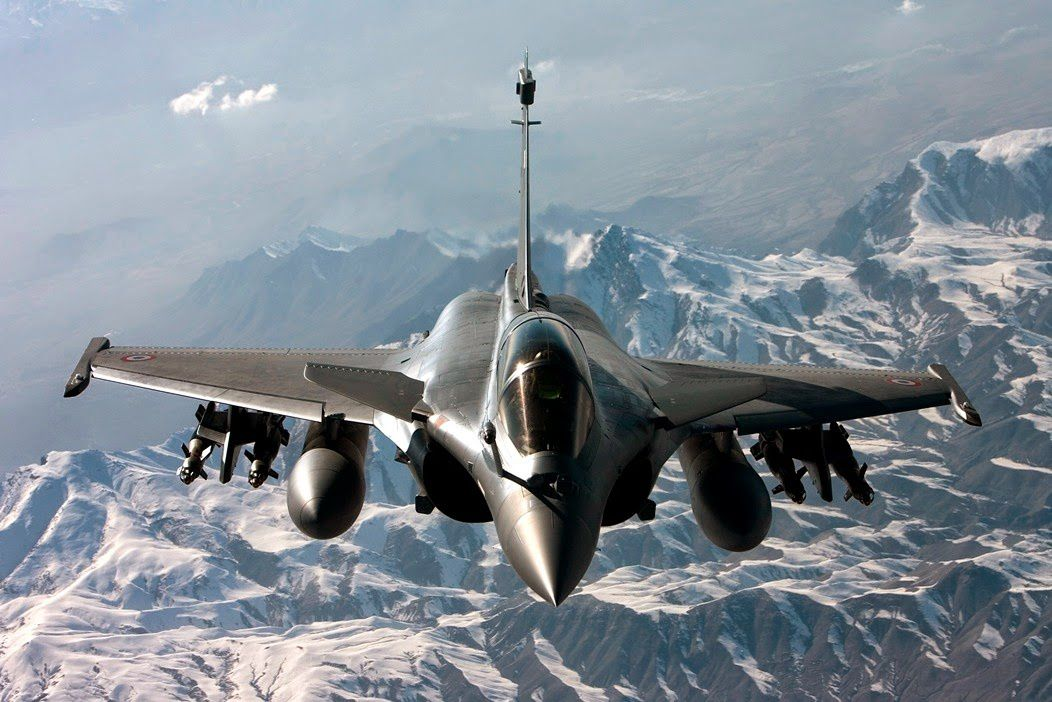 French Rafale fighter jet sale to Egypt 'imminent'
