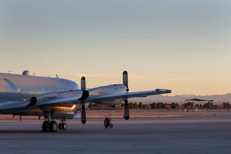 AUS: Air Force units wrap it up for Exercise RED FLAG 15-1 in Nevada