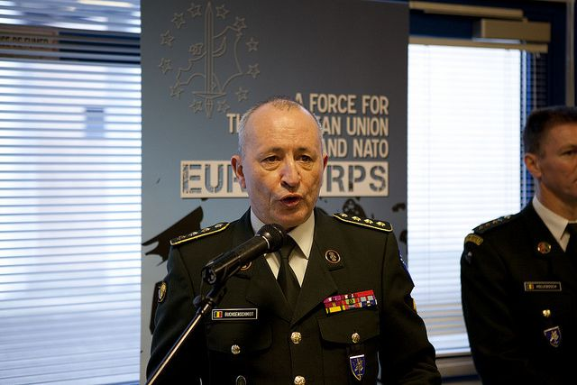 photo HQ Eurocorps