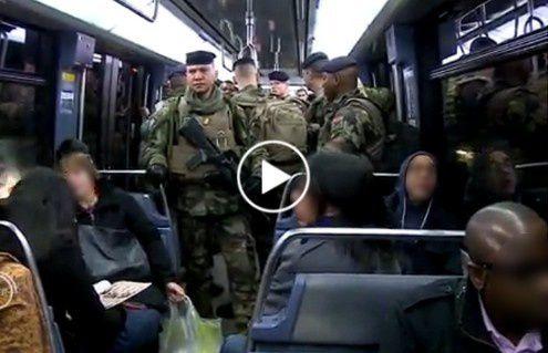 Opération Sentinelle, les militaires sur le pied de guerre (JDef)