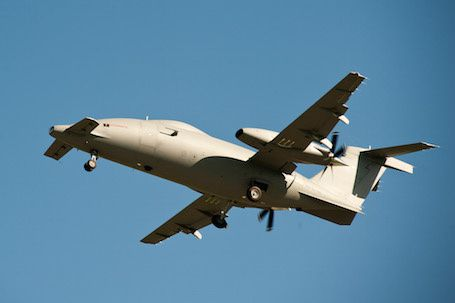 photo  Piaggio Aerospace