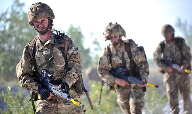All Change for the British Army Reserve