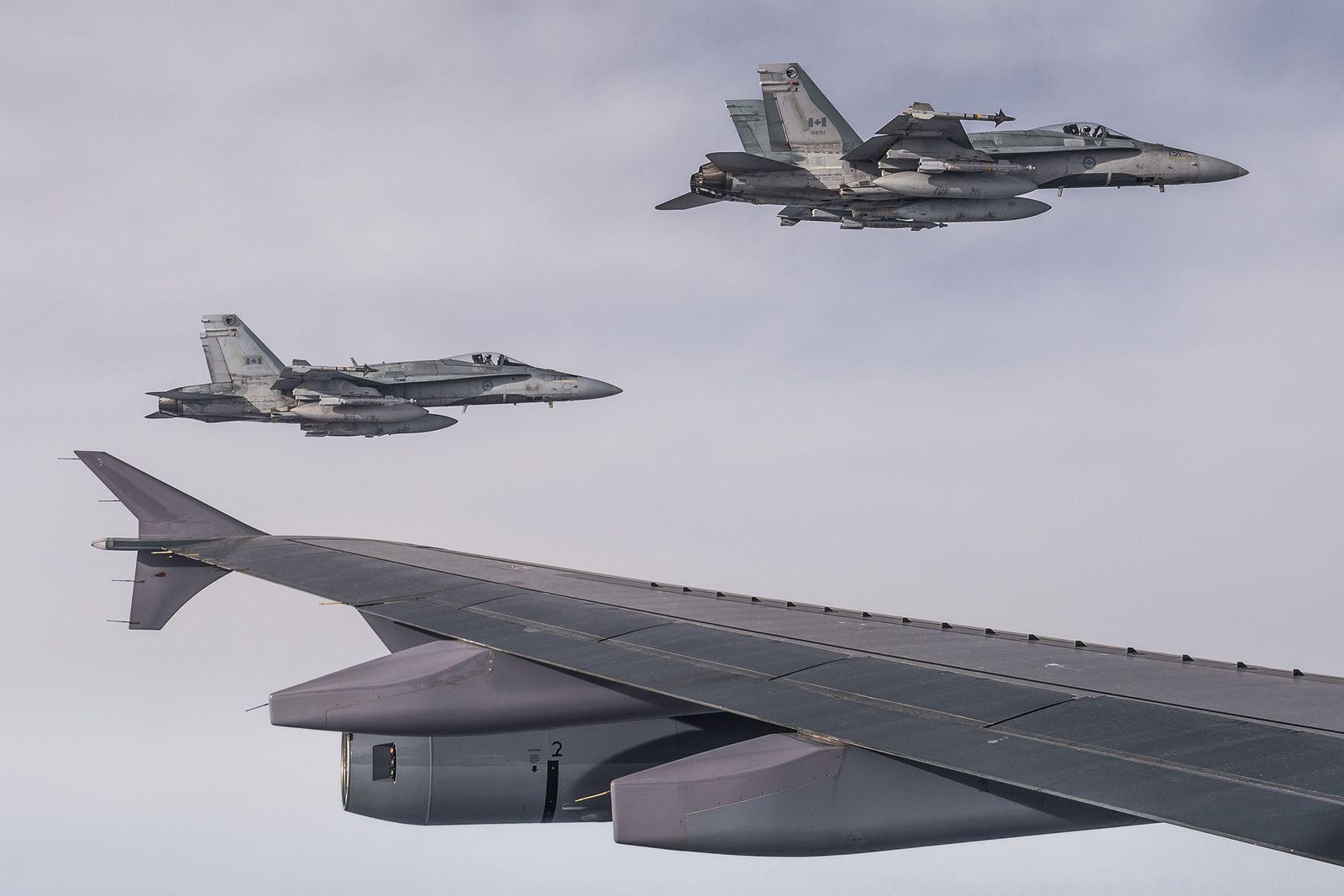 Opération Impact - màj 23 Fev. 2015