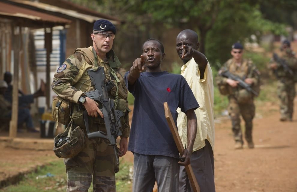 Sangaris : point de situation au 26 février
