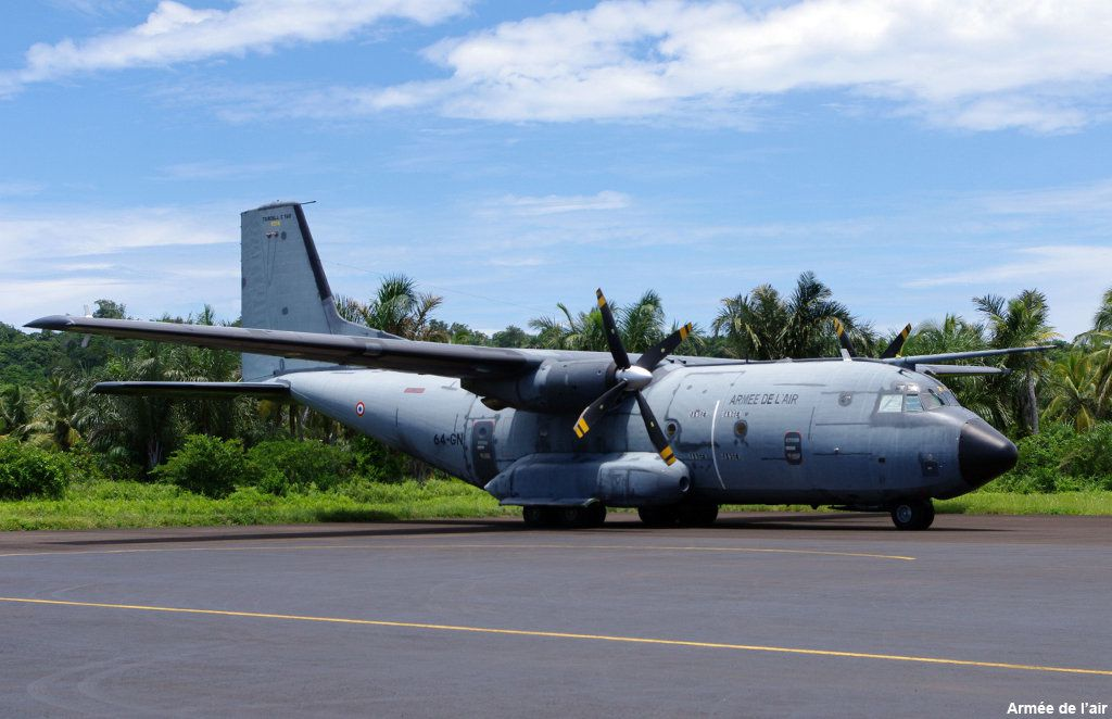 Entraînement à Madagascar pour l'escadron « Réunion »