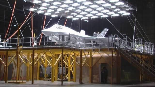 Heating Things up with Lightning: F-35 Climatic Testing