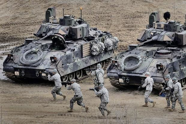 Foal Eagle and Key Resolve 2015 - photo US DoD