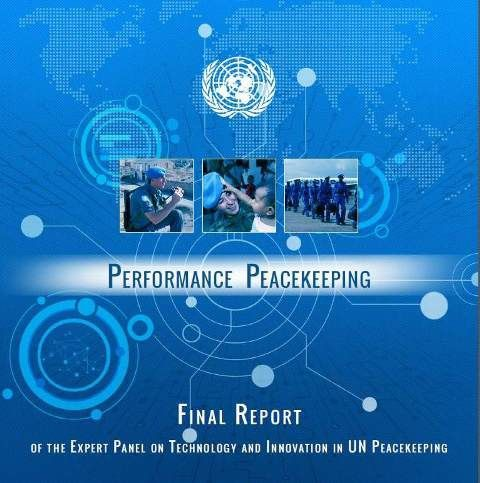 Technology boost essential for UN peacekeepers