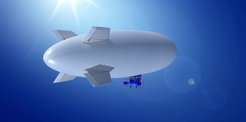 Aeros commences production of 40E 'Sky Dragon' airship