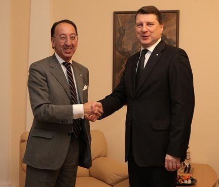 Latvia and EDA discuss cooperation opportunities