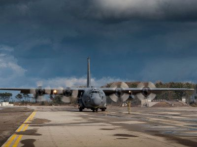 US confirms Ethiopian C-130E Hercules donation
