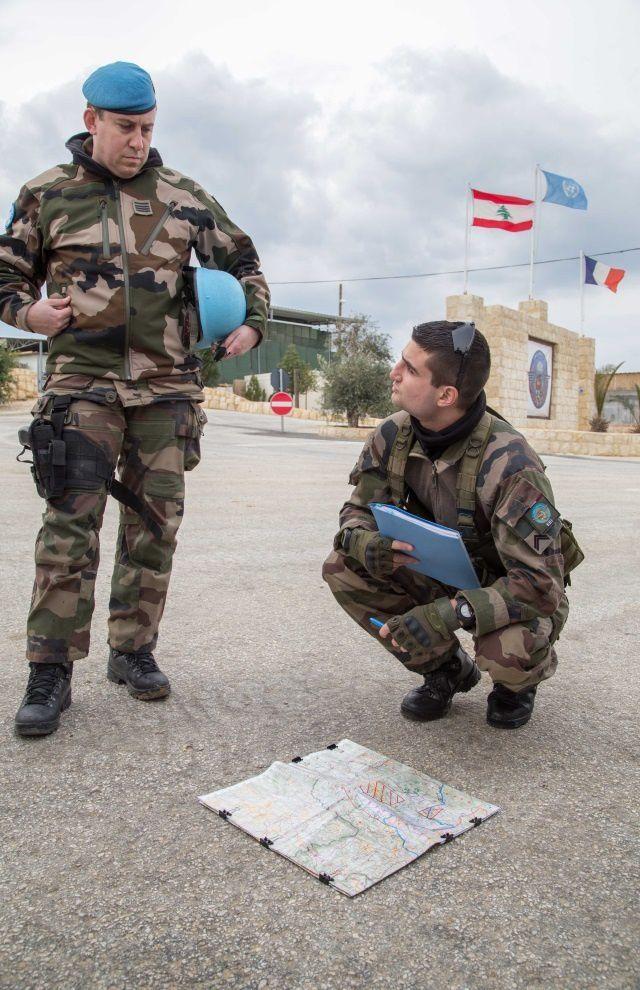 LIBAN : la FINUL accueille Nicolas Bays vice-président de la commission de Défense