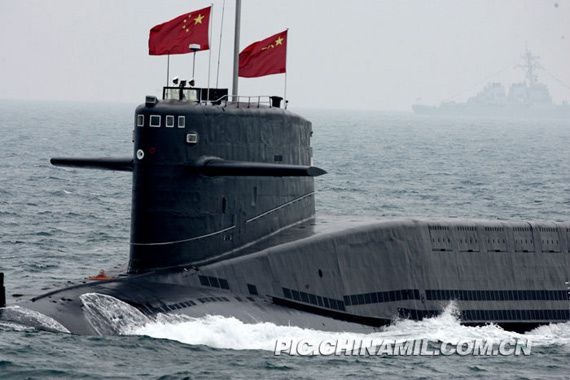 US naval official overstated strength of PLA sub fleet