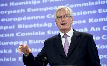 Michel Barnier - photo EU Commission