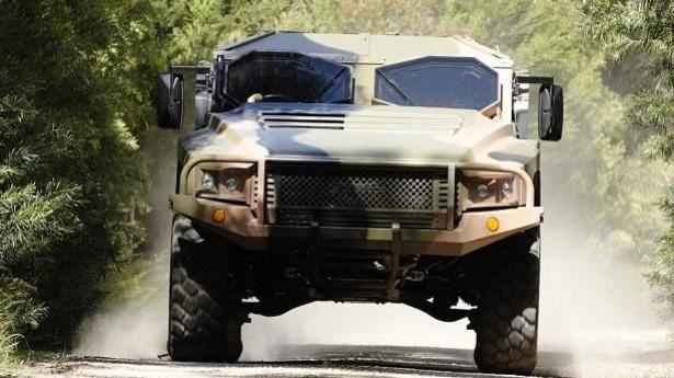 Les batteries Li-ion de Saft choisies pour équiper les véhicules tactiques militaires Hawkei