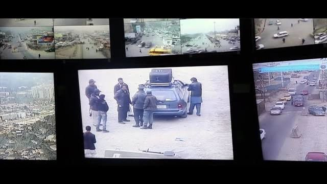 A spotlight on security in Kabul