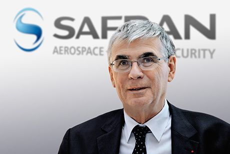 Jean-Paul Herteman - photo Safran