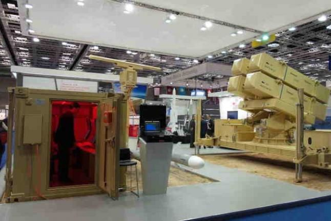 The mobile, self-contained coastal defense battery developed jointly by three companies. Photo: MDBA  Read more: http://www.upi.com/Business_News/Security-Industry/2015/02/24/Coastal-defense-system-makes-debut/6131424777159/#ixzz3TKZesgi5