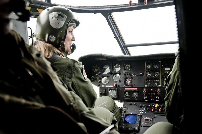 Les femmes pilotes à l'honneur