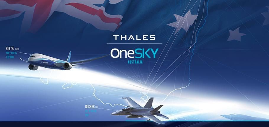 Thales to secure critical step for OneSKY delivery