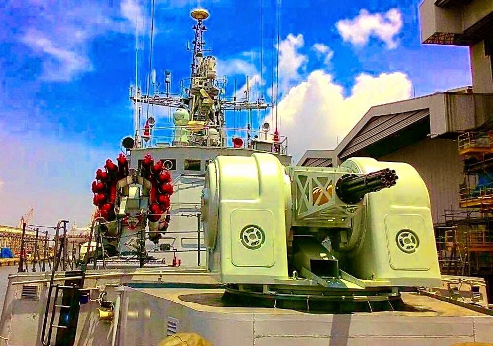 Indonesian Navy Mulls Chinese 30 mm CIWS Fit for Corvettes, LPDs